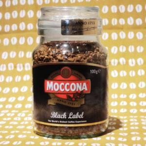 MOCCONA・ブラックラベル
