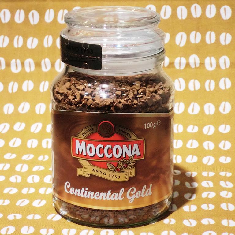MOCCONA・コンチネンタルゴールド